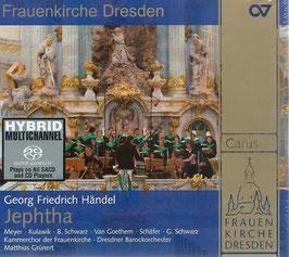 Georg Friedrich Händel: Jephta (3SACD, Carus)