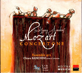 Wolfgang Amadeus Mozart: Concertone (ZigZag)