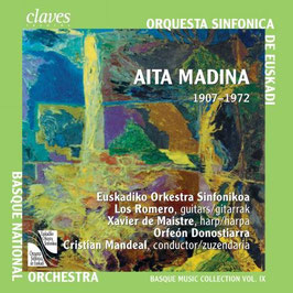 Aita Madina 1907-1972 (2CD, Claves)
