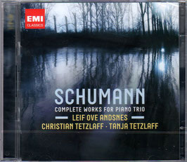 Robert Schumann: Complete Works for Piano Trio (2CD, EMI)