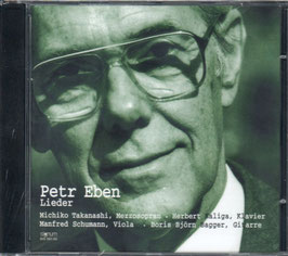 Petr Eben: Lieder (Signum)