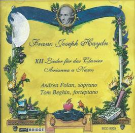 Franz Joseph Haydn: XII Lieder für das Clavier, Arianna a Naxos (Bridge)