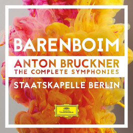 Anton Bruckner: The Complete Symphonies (9CD, Sony)