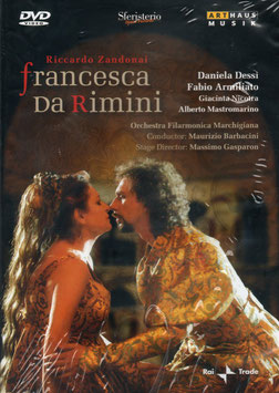 Riccardo Zandonai: Francesca da Rimini (DVD, Arthaus)