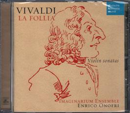 Antonio Vivaldi: La Follia, Violin Sonatas (Deutsche Harmonia Mundi)