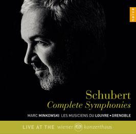 Franz Schubert: Complete Symphonies (4CD, DVD, Naïve)