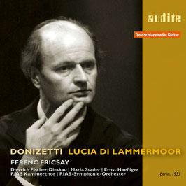 Geatano Donizetti: Lucia di Lammermoor (2CD, Audite)