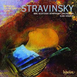 Igor Stravinsky: Orpheus, Jeu de Cartes, Agon (Hyperion)