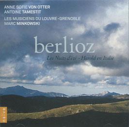 Hector Berlioz: Les Nuits d'été, Harold en Italie (Naïve)