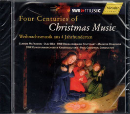 Four Centuries of Christmas Music (Hänssler)