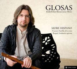 Glosas, Embellished Renaissance Music (Carpe Diem)