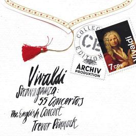 Antonio Vivaldi: 55 Concertos (7CD, Archiv)