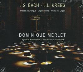 Johann Ludwig Krebs, Johann Sebastian Bach: Organ Works (Mandala)