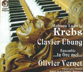Johann Ludwig Krebs: Clavier Übung (Ligia Digital)