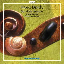 Franz Benda: Six Violin Sonatas (CPO)