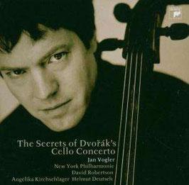 Antonín Dvorák: The Secrets of Dvorák's Cello Concerto (Sony)