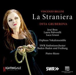 Vincenzo Bellini: La Straniera (2CD, Nightingale)