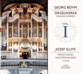 Georg Böhm: Orgelwerke I (Ars Musici)