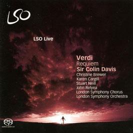 Giuseppe Verdi: Requiem (2SACD, LSO Live)