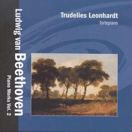 Ludwig van Beethoven: Fortepiano Works Vol. 2 (Globe)