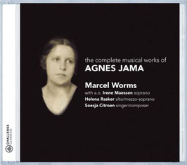 Agnes Jama: The complete musical works of Agnes Jama (Challenge Classics)