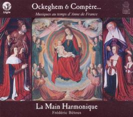 Johannes Ockeghem: Ockeghem & Compère... (Ligia Digital)