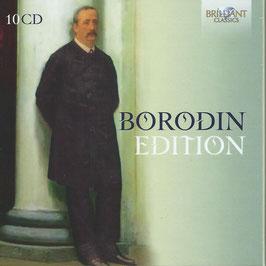 Alexander Borodin: Borodin Edition (10CD, Brilliant)