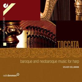 Toccata, Baroque and Neobaroque Music for Harp (Christophorus)