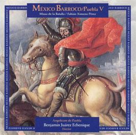 Fabián Ximeno Pérez: Missa de la Batalla (Urtext)