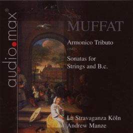 Georg Muffat: Armonico Tributo 1682, Sonatas for Strings and B.c. (Audiomax)