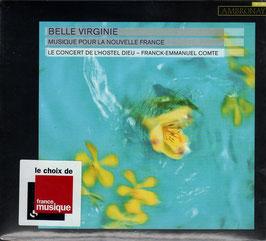 Belle Virginie, Musique pour la Nouvelle France (Ambronay)