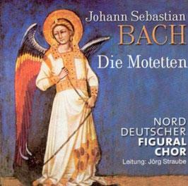 Johann Sebastian Bach: Die Motetten (2CD, Thorofon)