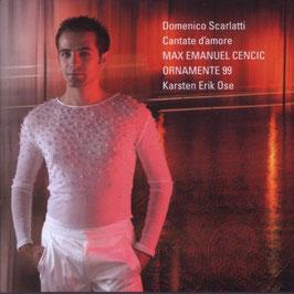 Domenico Scarlatti: Cantate d'amore (Capriccio)