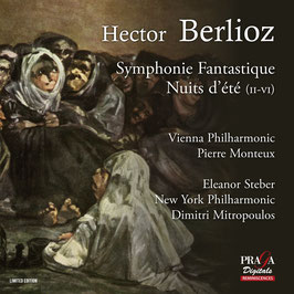 Hector Berlioz: Symphonie Fantastique, Nuits d'été II-VI (SACD, Praga)