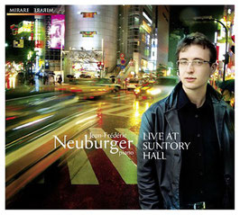 Neuburger live at Suntory Hall (2CD, Mirare)