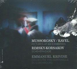 Modest Mussorgsky: Pictures at an Exhibition (orkestratie Maurice Ravel), Nikolai Rimsky-Korsakov: Scheherzade (ZigZag)