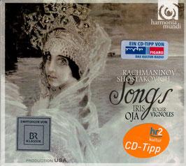 Sergei Rachmaninoff, Dmitri Shostakovich: Songs (Harmonia Mundi)
