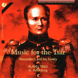 Music for the Tsar: Beethoven, Pleyel, Hummel, Hässler (Christophorus)