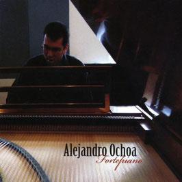 Alejandro Ochoa: Fortepiano: Mozart, Haydn, Scarlatti, Beethoven, CPE Bach (EnKï Records)
