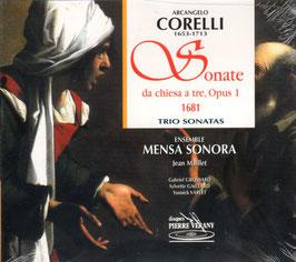 Arcangelo Corelli: Sonate da chiesa, Opus 1, 1681 (Pierre Verany)