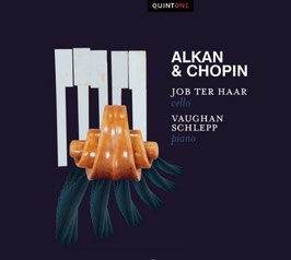 Charles-Valentin Alkan, Frédéric Chopin: Cello Sonatas (Quintone)