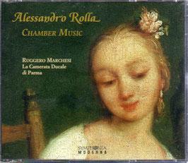 Alessandro Rolla: Chamber Music (4CD, Symphonia)