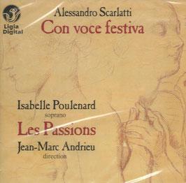 Alessandro Scarlatti: Con voce festiva (Ligia Digital)