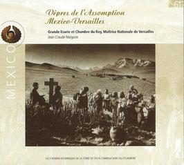 Vepres de l'Assomptin Mexico-Versailles (K617)