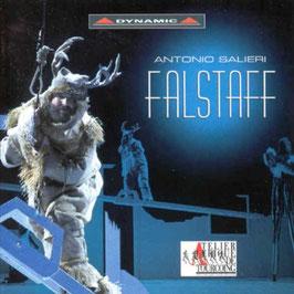 Antonio Salieri: Falstaff (2CD, Dynamic)