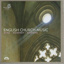 Pelham Humfrey, William Byrd, Orlando Gibbons: English Church Music (3CD, Harmonia Mundi)