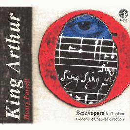 Henry Purcell: King Arthur (2CD, Ligia Digital)