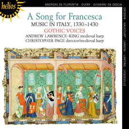 A Song for Francesco, Music in Italy 1300-1430 (Hyperion Helios)