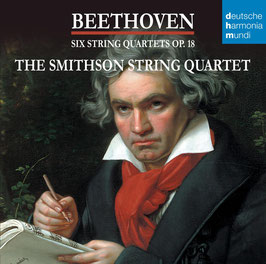 Ludwig van Beethoven: Six String Quartets Op. 18 (2CD, Deutsche Harmonia Mundi)