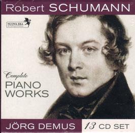 Robert Schumann: Complete Piano Works (13CD, Nuova Era)